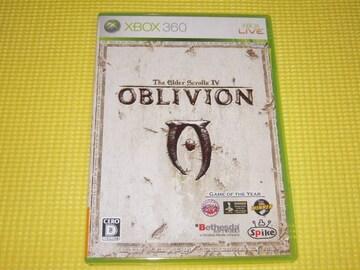 xbox360★The Elder Scrolls 4 OBLIVION オブリビオン