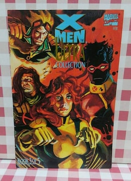 X-MEN  THE  ULTRA  COLLECTION