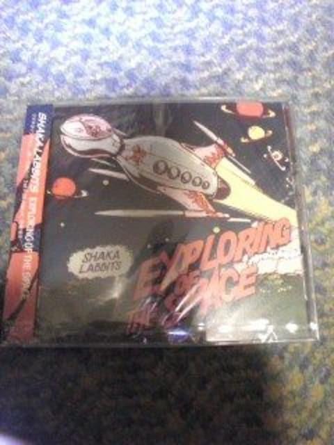 未開封CD:SHAKA LABBITS(シャカラビッツ)  < タレントグッズの
