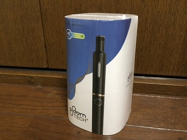 プルーム 電子 プラス タバコ テック