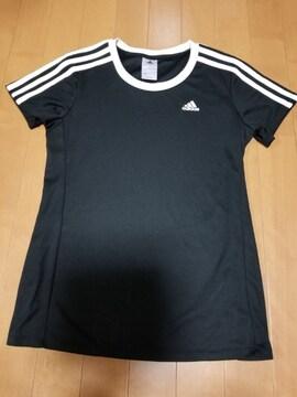 ◆adidasラインTシャツ◆