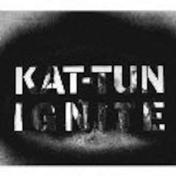 即決 KAT-TUN IGNITE +DVD+ブックレット+ポスター 初回2 新品