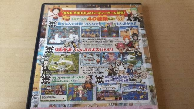 PS2☆ONE PIECE パイレーツカーニバル☆状態良い♪ < ゲーム本体/ソフトの