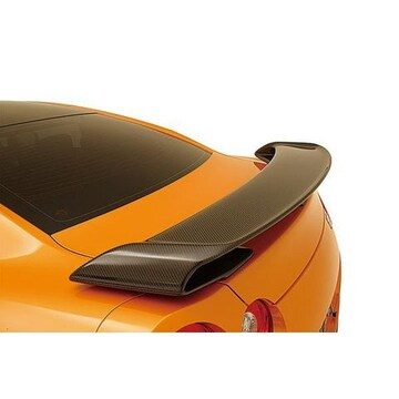 日産 リアルブラックカーボントランクスポイラー リアスポイラー GTR GT-R R35 リアウイング