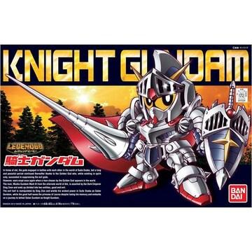 [新品]プラモデル SDガンダム BB戦士 LEGENDBB 騎士ガンダム(ナイトガンダム)
