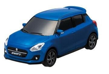 スイフト ブルー ディーラーミニカー プルバックカー