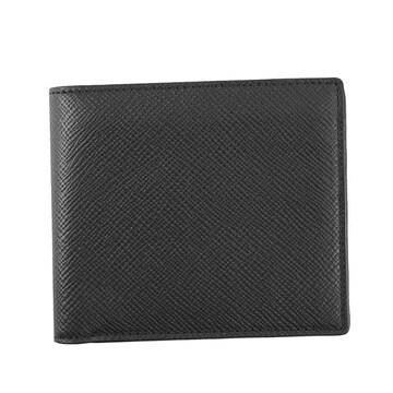 ◆新品本物◆スマイソン PANAMA 2つ折財布(BK)『1011726』◆