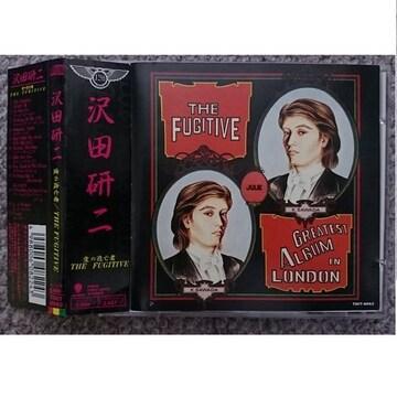 KF  沢田研二  THE FUGITIVE 愛の逃亡者