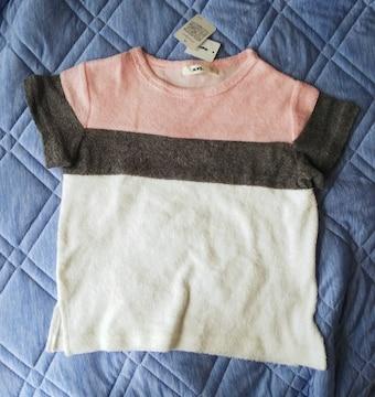 120★MPS★男女OK★パイル地半袖Tシャツ★