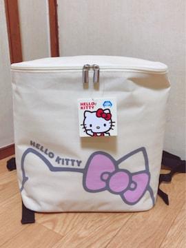 ■HELLO KITTY/ハロ-キティ*ひんやりリュック(アウトドア,お買い物に)■