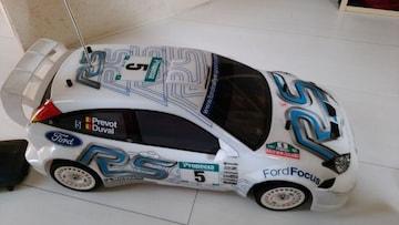 田宮フォードフォーカスRSWRC03