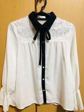 シャツ/シフォンシャツ/150