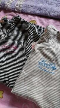 新品 マタニティ Tシャツ 2枚セット