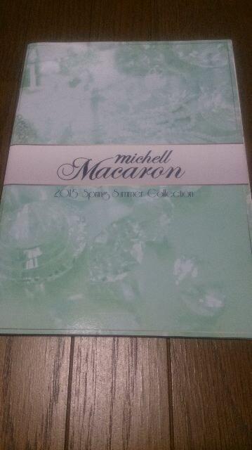 MichellMacaron☆2015☆SPRING/SUMMER☆カタログ☆  < ブランドの