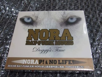 NORA『DOGGY'S TIME』新品未開封(GIPPER,NEECH,ノラ) 定価3000円