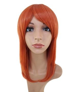 Wigs2you C-007 C-SALMON☆コスプレウィッグ