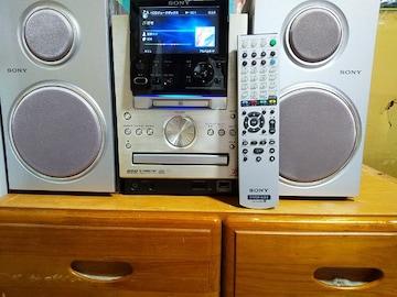 SONY HDD AUDIO NAS-M70HD リモコン