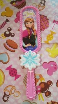 アナと雪の女王ヘアメイクセット付属アナくしコームヘアブラシおもちゃディズニープリンセス