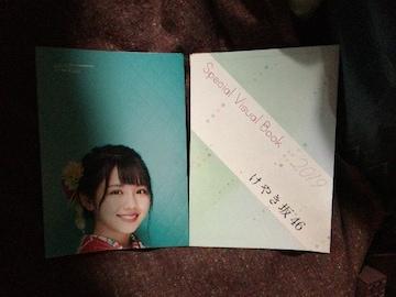けやき坂スペシャルビジュアルブック&ポスター