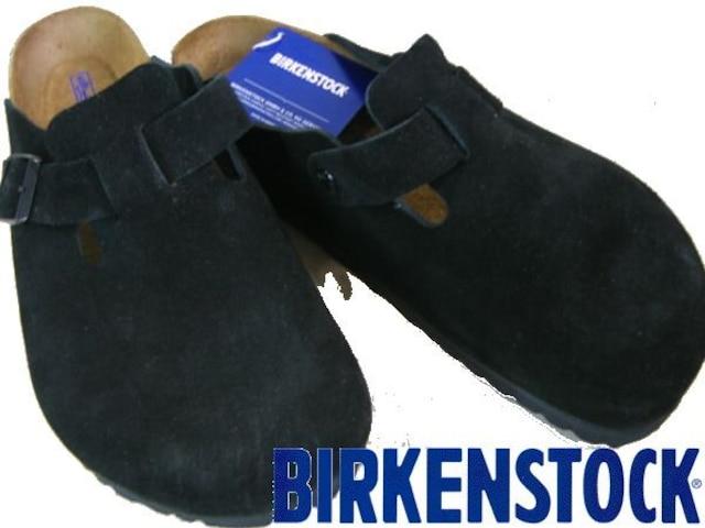 ビルケンシュトックBIRKENSTOCK 新品660473ボストン35   < 女性ファッションの