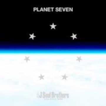 即決 初回仕様盤 三代目 J Soul Brothers PLANET SEVEN +DVD